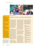 Sport_neu, Primarstufe, Sekundarstufe I, Sekundarstufe II, Sich im Wasser bewegen/ Schwimmen, Bewegen im Wasser/ Schwimmen, Schwimmen, Wassererfahrung, Bewegungserfahrung im Wasser, Tauchen, Tauchen, Schwimmen, Team, Puzzle, Spiel