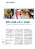 Sport_neu, Primarstufe, Spiele und Spielformen, Elementare Ballfertigkeiten, Spiel, Fußball, Ball, Verein, Gerät, Team
