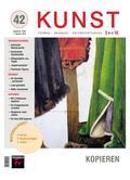 Kunst_neu, Sekundarstufe I, Flächiges Gestalten, Kopieren, Copy, Buntstifte, Zeichnung, Fotographie