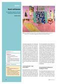 Kunst_neu, Sekundarstufe I, Flächiges Gestalten, Zeichnen, Ordnungssystem, Malerei, Kunstwerk, Kopieren, Copy
