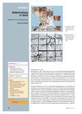Kunst_neu, Sekundarstufe I, Kunstbegegnung und -betrachtung, Bildanalyse und -interpretation, Werk, Auseinandersetzung, Detail, vergrößern, Beckmann
