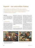 Kunst_neu, Sekundarstufe I, Flächiges Gestalten, Kopieren, Fälschen, Kunstobjekt, Herkunft, Werk