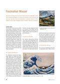 Kunst_neu, Sekundarstufe I, Flächiges Gestalten, Wasser, Faszination, Spiegek, Farbigkeit, Kontrast