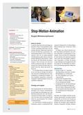 Kunst_neu, Sekundarstufe I, Medien, Auseinandersetzung mit Medien, Video und Film, Stop-Motion, Knete, Film, Storyboard, Animation