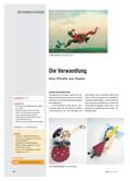 Kunst_neu, Sekundarstufe I, Körperhaft-räumliches Gestalten, Plastik, Skulptur und Objekt, Plastik, Papier, Schere, Vertiefung, Wahrnehmung, Abstraktion