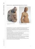 Kunst_neu, Sekundarstufe I, Sekundarstufe II, Kunstbegegnung und -betrachtung, Analyse und Interpretation von Plastiken, Hände, Werkzeug, Material, Modellieren, Spuren