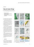 Kunst_neu, Sekundarstufe I, Flächiges Gestalten, Zeichnen, Grafische Elemente, Punkt, Linie, Fläche, Punkt, Linie, Fläche, Übung, variieren, differenzieren
