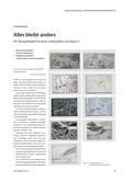 Kunst_neu, Sekundarstufe II, Flächiges Gestalten, Zeichnen, Formstruktur der Grafik, Grafik, variieren, modifizieren, grafische Mittel, Ausdrucksqualität