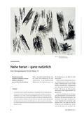 Kunst_neu, Sekundarstufe I, Flächiges Gestalten, Zeichnen, Grafische Elemente, Grafik, Strukturen, vergrößern, selektieren, erfinden