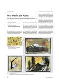 Kunst_neu, Sekundarstufe II, Flächiges Gestalten, Zeichnen, Formstruktur der Grafik, Grafik, Übung, erfinden, vergrößern, selektieren