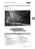 Physik_neu, Sekundarstufe I, Optik, Geradlinige Strahlenausbreitung, Dispersion und Absorption, Licht und seine Eigenschaften, Strahlenbegrenzung und Schattenbildung, Brechung, Reflexion, Farbzerlegung des weißen Lichts, Lichtgeschwindigkeit, Prismen, Spektroskopie, Spektralapparate, Farbmischung, Einfallswinkel, optische Dichte, Spiegel