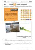 Deutsch_neu, Sekundarstufe II, Sekundarstufe I, Sprache und Sprachgebrauch untersuchen, Sprachreflexion, Beschreibung von Sprache, Sprachwandel, Untersuchung von Sprache/ Sprachgebrauch und Medien, Sprachkritik/ -not, Sprachverfall, soziale Medien, Sprachnot, soziale Netzwerke, Chatsprache, Emoji, Smiley, Sprachreflexion, Jugendsprache