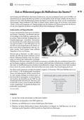 Geschichte_neu, Sekundarstufe I, Zeitgeschichte, Nachkriegszeit, Teilung Deutschlands 1949-1990, Entwicklung der BRD und der DDR, Widerstand, Quellenarbeit, Gedichtsanalyse