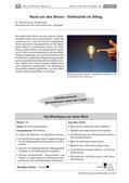 Physik_neu, Sekundarstufe I, Elektromagnetismus, Strom, Physikalische Prinzipien von Strom, Elektrische Arbeit, Stromwärme, Elektrische Energie und Leistung, Ohm'sches Gesetz/ Widerstand, Multimeter, Amperemeter, Voltmeter, Labornetzgerät