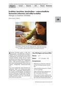 Deutsch_neu, Sekundarstufe I, Schreiben, Schreibverfahren, Schreibfertigkeiten, Prozessorientiertes Schreiben, Kreatives Schreiben, Gestaltung von Texten, Schreiben von Texten, Schreiben nach Textvorlagen