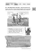 Mathematik_neu, Sekundarstufe I, Zahl, Dezimales Stellenwertsystem, Andere Zahlsysteme, Argumentieren, Rechnen mit römischen Zahlen, Wissenstest, römische Namen, motivierende Rahmengeschichte
