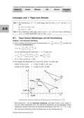 Mathematik_neu, Sekundarstufe II, Algorithmus und Zahl, Raum und Form, Matrizen, Vektoren, Abbildungen, affine Abbildung, lineare Abbildung, lineare Punktabbildung, Eigenvektor, Eigenraum, Urbildpunkt, Bildvektor, Punktspiegelung