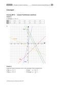 Mathematik_neu, Sekundarstufe I, Funktionen, Lineare Funktionen, Lösen von Gleichungen, Lösen linearer Gleichungssysteme, Wertetabellen, Funktionsgleichung, Idealgewicht, Koordinatensystem