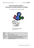 Mathematik_neu, Sekundarstufe I, Funktionen, Quadratische Funktionen, Wurzelfunktion, Funktionswerte berechnen, Gruppendynamik, mathematisch Kommunizieren, mathematische Probleme lösen