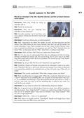 Englisch_neu, Sekundarstufe I, Lesen und Literatur, Mündliche Produktion und Rezeption, Interkulturelle Kompetenzen und Landeskunde, Texte, Erschließung von Texten, Produktion mündlicher Texte, Soziokulturelles Orientierungswissen, Gebrauchstexte, Strategien zur Texterschließung, An Gesprächen teilnehmen, Alltagsleben, Journalistische Texte, Schlüsselbegriffe, Social customs, Sozialsitten