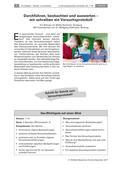 Chemie_neu, Sekundarstufe I, Laborarbeit, Wissenschaftliche Grundlagen, Wissenschaftliches Arbeiten und Protokollführung, Sinne, Wortspeicher, Format, Auswertung