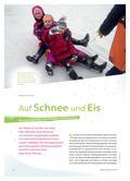 Sport_neu, Primarstufe, Wintersport, Schnee, Eis, Gleiten, Rutschen, Halle