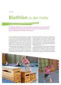 Sport_neu, Primarstufe, Wintersport, Biathlon, Halle, Schnee, Eis, Wintersport