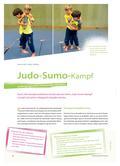 Sport_neu, Primarstufe, Raufen und Ringen, Kämpfen um Objekte oder Räume, Judo, Sumo, Kampf, Strategie, Regeln