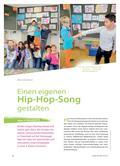 Sport_neu, Primarstufe, Körperwahrnehmung und Bewegungsfähigkeit, Bewegung, Song, Hip-Hop, Spiel, Spaß