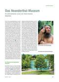 Biologie_neu, Sekundarstufe I, Evolution, Evolution des Menschen, Neandertaler, Museum, Neanderthaler, außerschulischer Lernort, Evolution, Ausstellung, Rekonstruktion, multimedial, Forschung