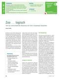 Biologie_neu, Sekundarstufe I, Tiere, Tierarten, Klimazonen, Zoo, Erde, Gehege, Lebensbedingungen, Nutzen
