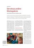 Deutsch_neu, Primarstufe, Sprechen und Zuhören, Erzählen, Erzählkreis, Ritual, Montagskreis, Gruppenarbeit, Kommunikation