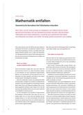 Mathematik_neu, Primarstufe, Raum und Form, Körper, Produktive Übungsformate, Modelle, Falten, Geometrie, Begriffswissen, Räumliches Vorstellungsvermögen, Lernziele