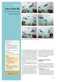 Kunst_neu, Sekundarstufe I, Flächiges Gestalten, Drucken, Techniken, Bildgeschichte, linear, Darstellungstechniken, Bildaufbau, Erzählcharakter, Kombination
