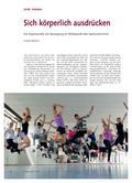 Sport_neu, Sekundarstufe II, Sekundarstufe I, Primarstufe, Bewegen an und mit Geräten/ Turnen, Körperwahrnehmung und Bewegungsfähigkeit, Darstellen und Gestalten, Bewegungserfahrungen, Körper, Ausdruck, Bewegung, Expressivität, Stimmung, Präsentation
