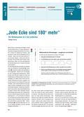 Mathematik_neu, Sekundarstufe I, Größen und Messen, Winkel, Winkelsummen, Winkelsummen in Vielecken, Winkelsumme n-Eck, mathematische Erkundungen, mathematisch argumentieren, Arbeitsblatt Winkelsumme