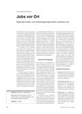 Politik_neu, Sekundarstufe I, Wirtschaft und Arbeitswelt, Gemeinschaft, Wandel, Arbeitsmöglichkeiten, Ausbildungsmöglichkeiten, Berufsbilder, Berufswahl
