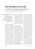 Physik_neu, Sekundarstufe II, Bestandteile der Materie, Radioaktivität, Detektion ionisierender Strahlung, Nebelkammer, Spurensuche, Aufnahme, Diffusion, Standgerät