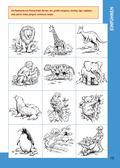 Englisch_neu, Primarstufe, Verfügung über sprachliche Mittel, Wortschatz, Themenspezifischer Wortschatz, Lernstrategien, Freizeit und Feste, Zootiere, Wildtiere