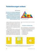 Mathematik_neu, Primarstufe, Raum und Form, Geometrische Muster, Symmetrie, Grundlagen, Parkette, Fachwissenschaftliche Hinweise, Fachdidaktische Hinweise, Parkettierung, Symmetrien in Parkettierungen, symmetrische Muster, platonische Parkettierung, Parkettieren