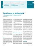 Mathematik_neu, Sekundarstufe I, Zahl, Natürliche Zahlen, Teiler und Vielfache, Primzahlen, Teilerpuzzle, Echte Teiler, Förderaufgaben, Zahlen erforschen, Binnendifferenzierung