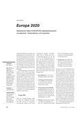 Politik_neu, Sekundarstufe I, Sekundarstufe II, Politische Ordnung, Europäische Union, Politische Ordnung auf Europaebene, EUROSTAT, Beschäftigung, Forschung, Entwicklung, Klimawandel, Nachhaltigkeit