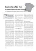 Chemie_neu, Sekundarstufe II, Naturstoffe, Baumwolle, Herstellung, Verwendung, Eigenschaften, Künstliche Alternativen, fachlich, wirtschaftlich, Kontext, Verlaufsraster