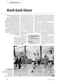 Sport_neu, Primarstufe, Darstellen und Gestalten, Körperwahrnehmung und Bewegungsfähigkeit, Bewegungserfahrungen, Rhythmische Bewegungsformen, Ruck-Zuck-Tänze, Choreografie, Kinderlieder, Mitzählen, Specknerin, Jennifer Lopez