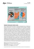 Musik_neu, Politik_neu, Wirtschaft, Sekundarstufe I, Sekundarstufe II, Musik im Alltag und in den Medien, Wirtschaft und Arbeitswelt, Wirtschaftsordnung, Sozialstruktur und sozialer Wandel, Musikmedien und Musikindustrie, Notwendigkeit des Wirtschaftens, Statistiken, Güter, Datenauswertung, Klassifikation von Gütern, Graphiken, Physische Tonträger, Digitale Musikdownloads, Physischer Markt, Digitalgeschäft, Streaming-Dienste, Value Gap