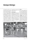 Sport_neu, Sekundarstufe I, Sekundarstufe II, Spielen, Spielformen, Zusammenspiel in Gruppen, Parteiballspiele, Alternative Spielformen, Körperloses Spiel
