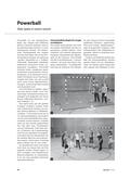 Sport_neu, Sekundarstufe II, Sekundarstufe I, Spielen, Zusammenspiel in Gruppen, Alternative Spielformen, Fairness, Ballsport