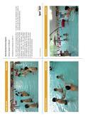 Sport_neu, Primarstufe, Sekundarstufe I, Sich im Wasser bewegen/ Schwimmen, Bewegen im Wasser/ Schwimmen, Wassererfahrung, Bewegungserfahrung im Wasser, Wassergewöhnung, Wasserbewältigung, Erwerb der Schwimmfähigkeit