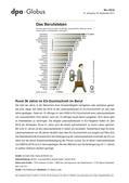 Politik_neu, Sekundarstufe I, Sekundarstufe II, Wirtschaft und Arbeitswelt, Sozialstruktur und sozialer Wandel, Wirtschaftsordnung, Statistiken, Wirtschaftspolitische Herausforderung, Erscheinungsformen des sozialen Wandels, Datenauswertung, Arbeitsmarktsituation, Wandel in der Arbeitswelt, Graphiken, Steigende Anforderungen im Beruf, Erwerbstätigkeit, Lebensarbeitszeit, Arbeit in der EU, Arbeitsmarkt, Berufsleben, Arbeitsjahre, Arbeitnehmer