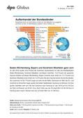 Politik_neu, Sekundarstufe I, Sekundarstufe II, Wirtschaft und Arbeitswelt, Wirtschaftsordnung, Sozialstruktur und sozialer Wandel, Tausch, Kauf und Märkte, Globalisierung, Statistiken, Handel auf den Kapital- und Gütermärkten, Datenauswertung, Graphiken, Ausfuhren Deutschlands, Ein- und Ausfuhren